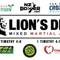 Enter the Lion's Den