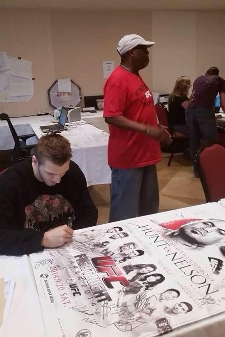 UFC Posters Dan Hooker