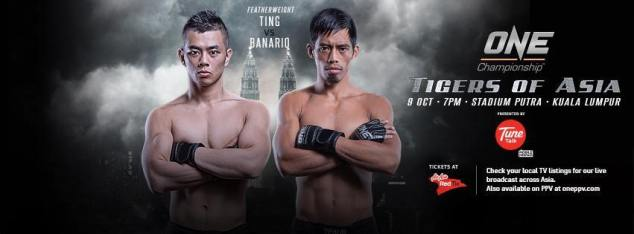 ONEFC Tigers Of Asia